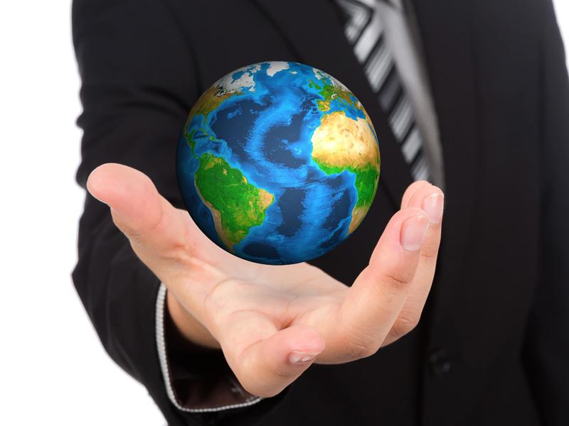 internazionalizzazione europa e resto del mondo